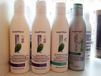 Hår produkter - Biolage shampoo