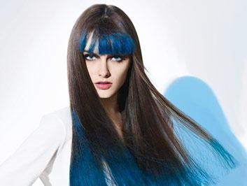Hår produkter - Hairchalk, Hårfarve